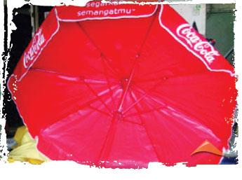 Tenda Payung Brand