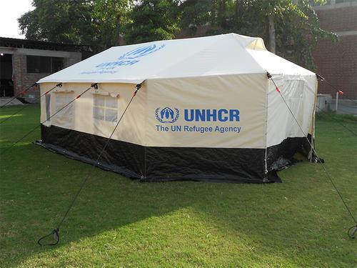 Tenda Pengungsi UNHCR